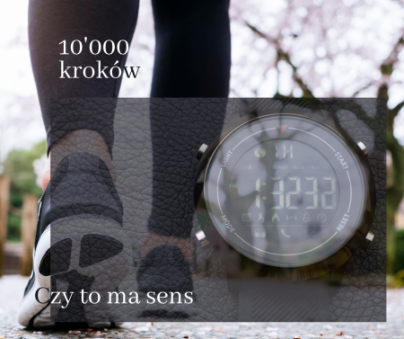 10 tysięcy kroków